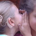 Deaf-children