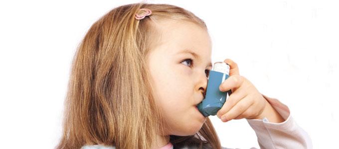 الصحة الفموية لدى الأطفال المصابين بالربو في عمر ما قبل المدرسة